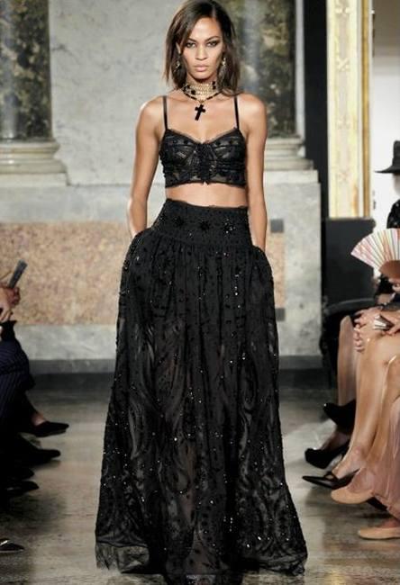 Стиль Майли Сайрус в платье Emilio Pucci