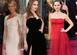Оскар  — лучшие платья на красном ковре