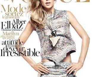 Даутцен Крез в Vogue Париж