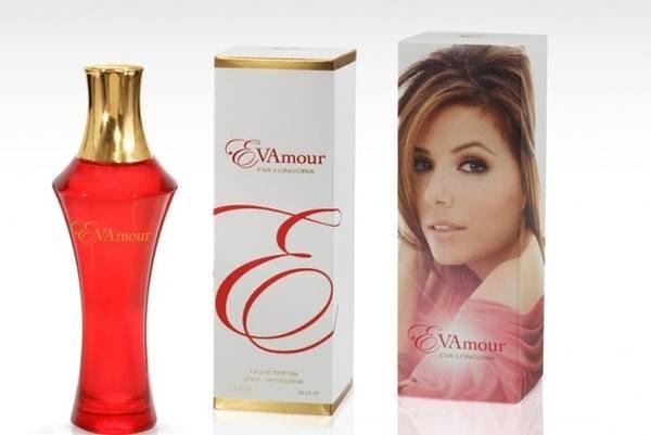 EVAmour - новый аромат от Евы Лонгории