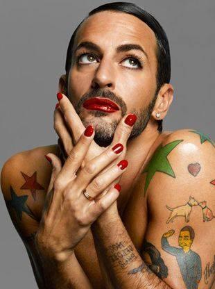 Marc Jacobs выпускает декоративную косметику