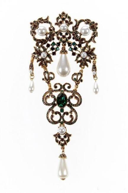 Ювелирные украшения от Oscar de la Renta