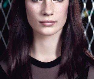 Керель Янсен для косметики Givenchy