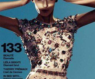 Сюзанна Бийоч в Dolce & Gabbana