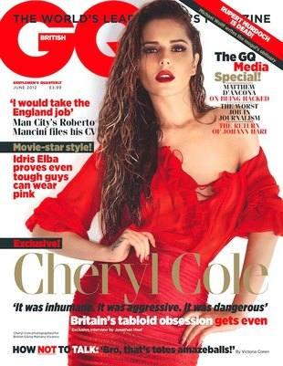 Сексуальная Шерил Коул в GQ