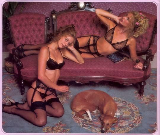 Старый каталог Victoria `s Secret 1979 года