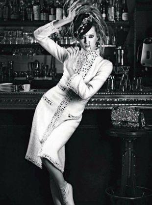 Дарья Строкус для Chanel's Bombay