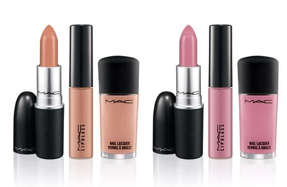 MAC Fashion Sets для ногтей и губ