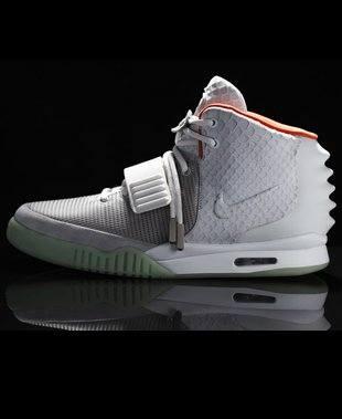 Кани Вест спроектировал обувь для Nike