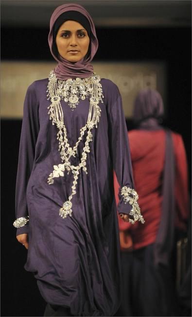 Ближневосточные традиции в моде