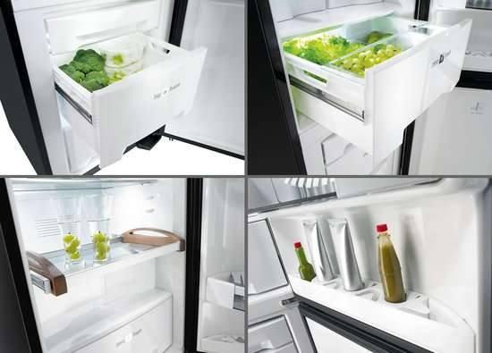 Роскошь на кухне с холодильником Gorenje Eye-Catcher