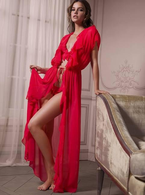Барбара Палвин снова для Victoria `s Secret