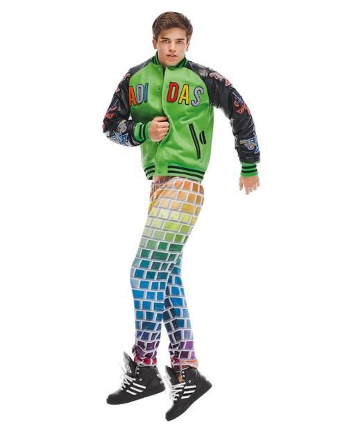 Джереми Скотт для Adidas Originals