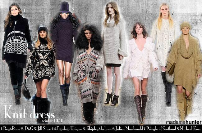 Как купить вязаное платье?