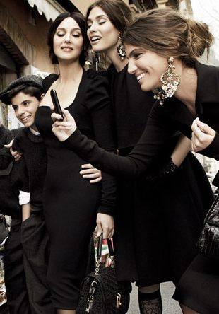 Dolce&Gabbana сезона осень-зима