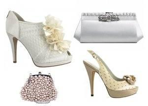 Свадебная обувь и сумки Menbur