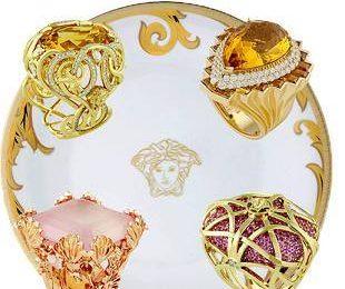 Невероятная бижутерия Atelier Versace