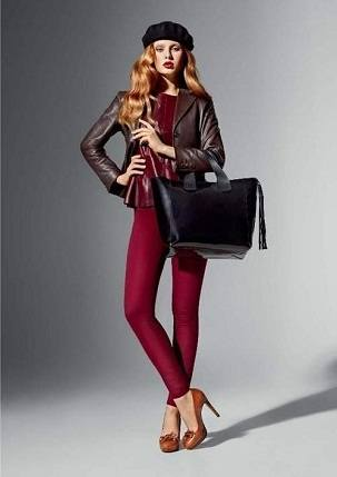 Сумки и обувь от Prima Moda на осень и зиму —