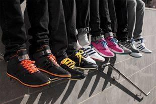 Кроссовки от Adidas на осень и зиму