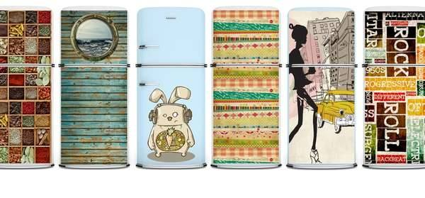 Разукрась свой холодильник!