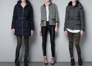 Zara на зиму этого года
