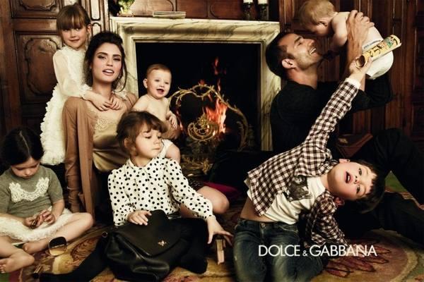 Детская одежда Bambino от Dolce & Gabbana