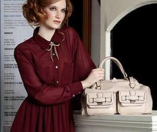 Большой ассортимент сумок от Миши Бартон на зиму