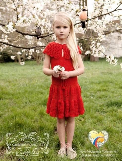 Дочь Натальи Водяновой появилась в рекламе