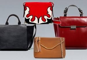 Обзор сумок Zara на эту осень и зиму
