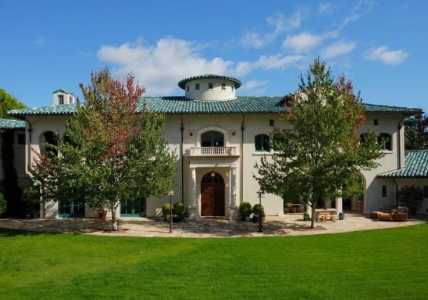 Недвижимость Робина Уильямса под названием Villa Sorriso