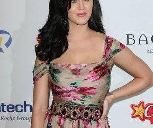 Кэти Перри поразила всех платьем Dolce&Gabbana