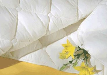 Под каким одеялом теплее всего спать?