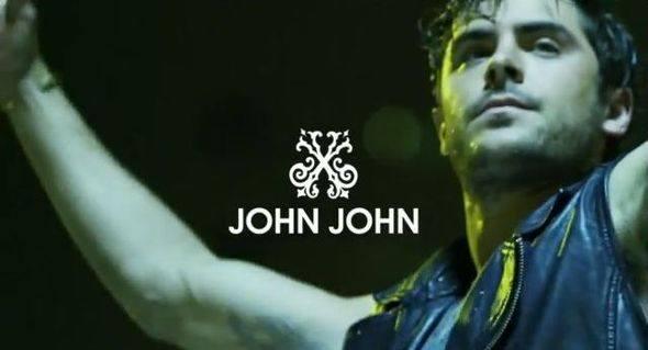Зак Эфрон в мужских джинсах John John Denim (Видео)