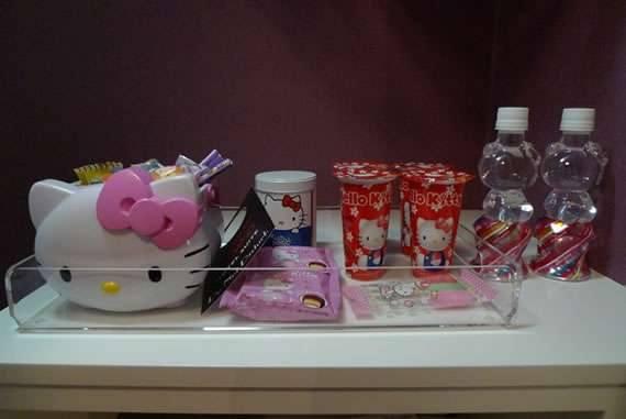 Отель класса люкс от Hello Kitty