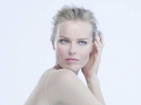 Ева Герцигова в новой рекламной кампании Dior