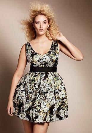 Одежда больших размеров от H&M