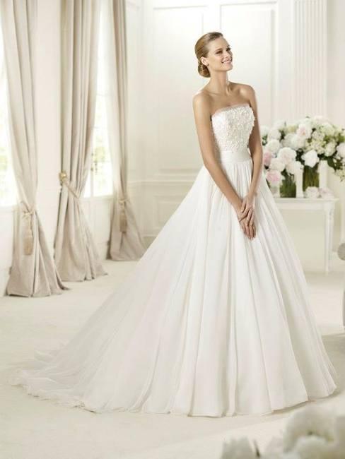 Pronovias - свадебные платья на 2013 год