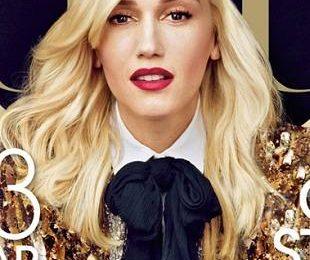 Самое последнее фото Гвен Стефани на обложке Vogue