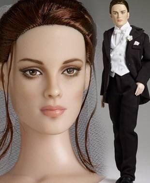 Свадебные куклы для любителей кино