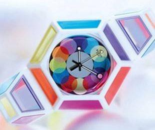 Лимитированная коллекция Swatch Dodecahedron Collision