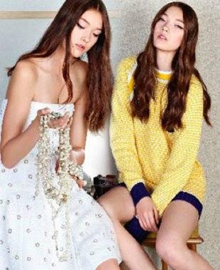 Весенне-летняя кампания Chanel