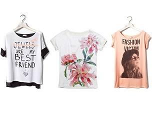 Модные футболки на лето!