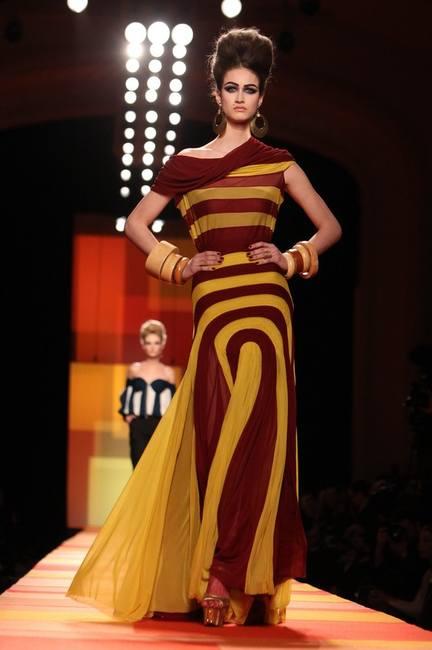 Новая коллекция Jean Paul Gaultier на лето