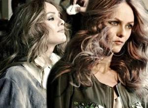 Ванесса Паради — новое лицо H&M Conscious Collection