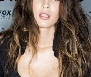 Сексуальная Меган Фокс в Esquire