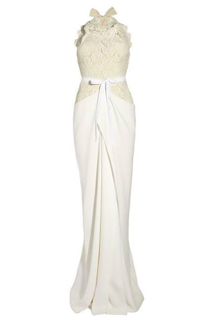 Ролан Муре дебютировал с коллекцией свадебных платьев
