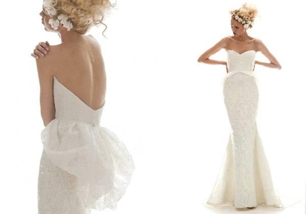 Свадебные платья Элизабет Филлмор весны 2013