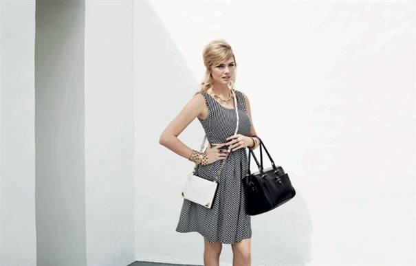 Кейт Аптон рекламирует бижутерию Accessorize