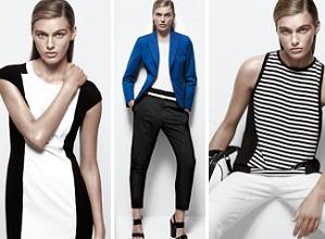 Мэдисон Хэдрик в кампании Calvin Klein White Label