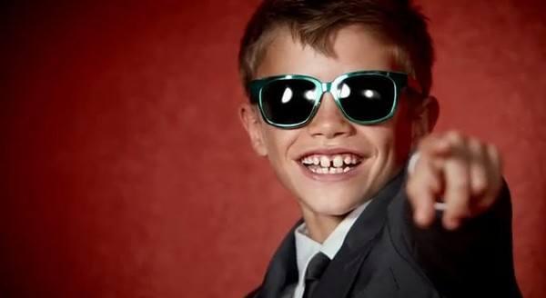 Дети Бекхэмов покоряют шоу-бизнес
